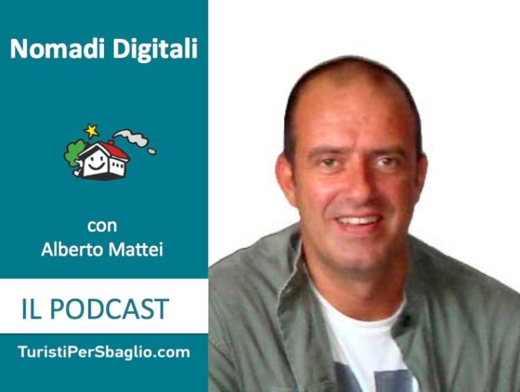 Intervista ad Alberto Mattei Nomadi Digitali