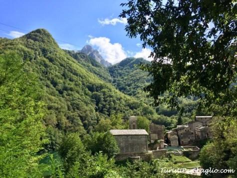 Isola Santa, Alpi Apuane