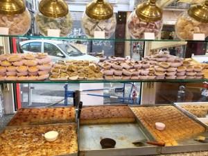 Marsiglia Marssa, pasticceria Araba
