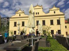Praga Insolita Itinerario dal Monastero di Brevlov a Strahov - Villa Kajetanka