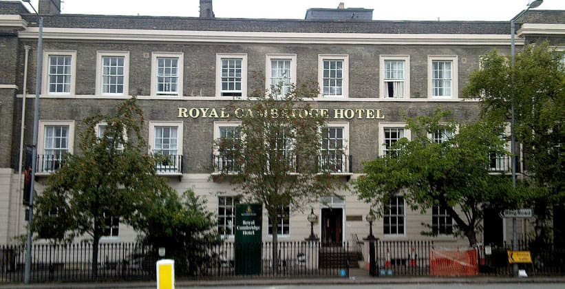 Hotel Royal em Cambridge