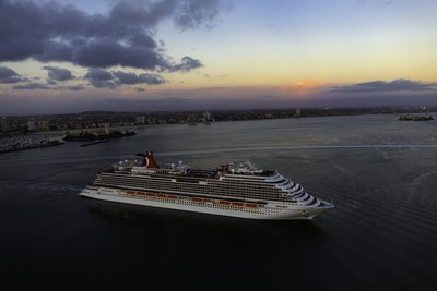 Half of Carnival Cruise Line's U.S. Fleet Back in Service