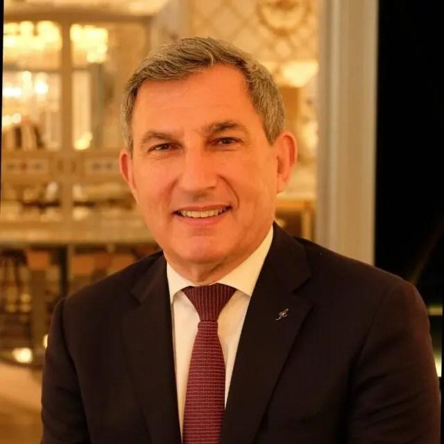 Kempinski confirms Isidoro Geretto's role as CFO