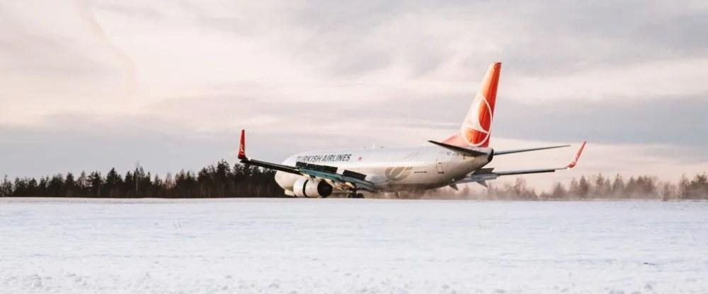 Türk Hava Yolları Rovaniemi'ye uçuyor