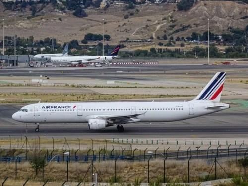 Air France, İran ve Irak hava sahasında uçmayacak