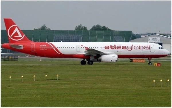 AtlasGlobal artık uçmuyor.