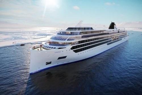 Viking Cruises, Mayıs'a kadar operasyonlarını durdurdu.