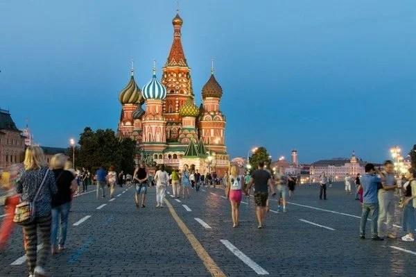 Moskova karantina'ya alındı.