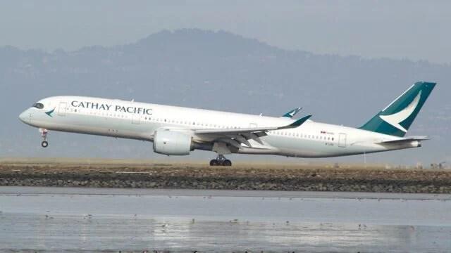 Cathay Pacific'e 5 milyar dolar'lık kurtarma paketi