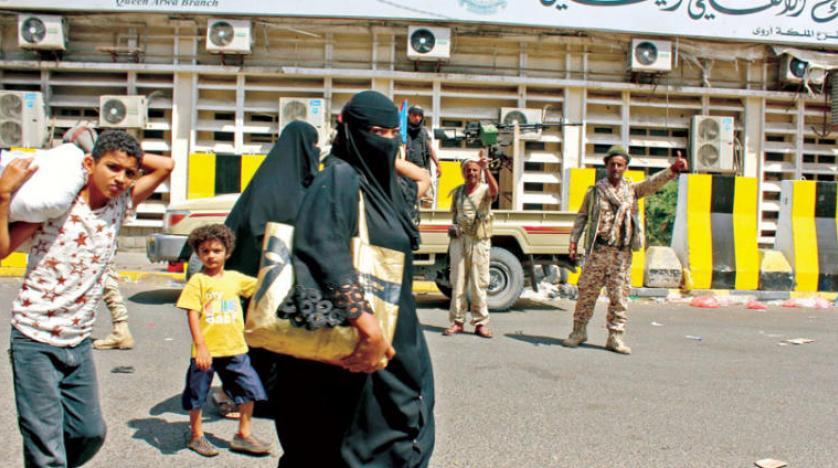 Aden'deki çatışmalar sona erdi
