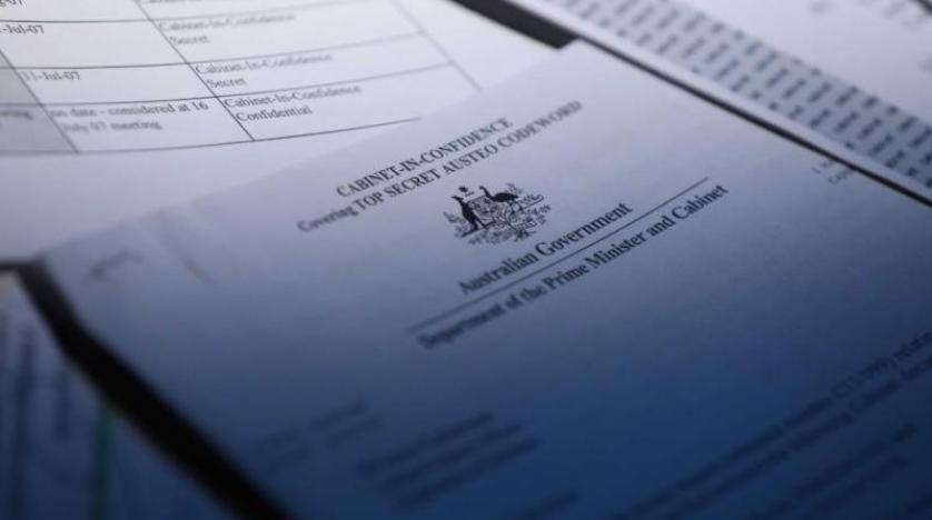 Avustralya'da hükümete ait gizli belgeler açık artırmayla satıldı