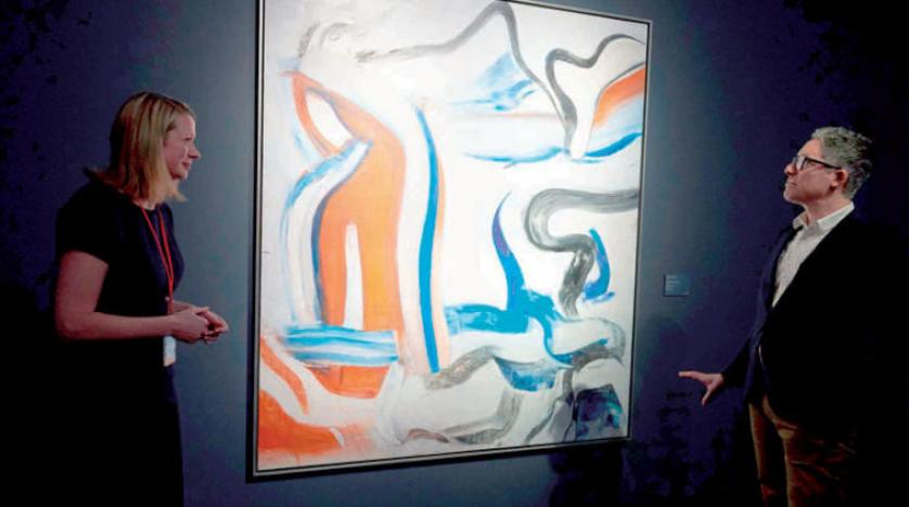 Rockefeller çiftinin sanat koleksiyonu açık artırmaya çıkıyor