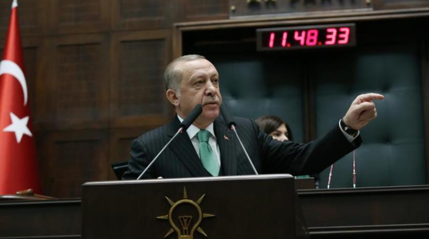 Erdoğan'dan Washington'a YPG uyarısı