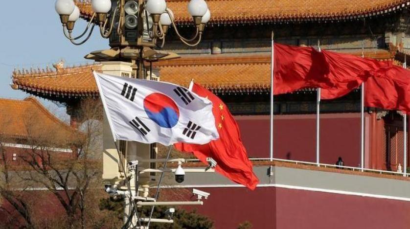 Seul, Çin uçaklarının hava sahasını ihlal etmesini protesto etti