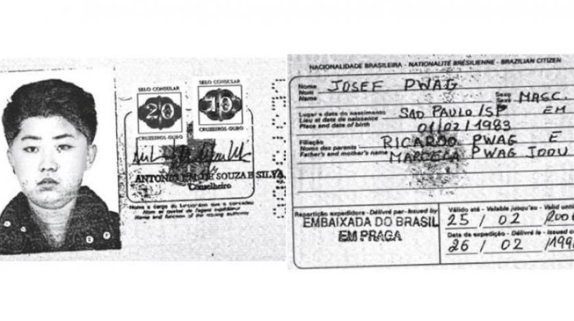 Sahte Brezilya pasaportlu Kuzey Kore Lideri