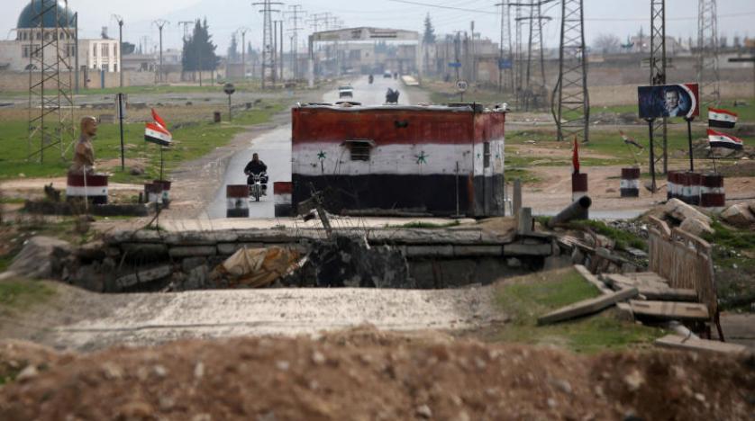 'Doğu Guta'da 400'den fazla sivil hayatını kaybetti'