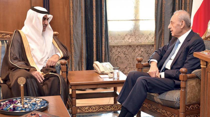 Hariri, ikili ilişkileri geliştirmek üzere Suudi Arabistan'a gitti
