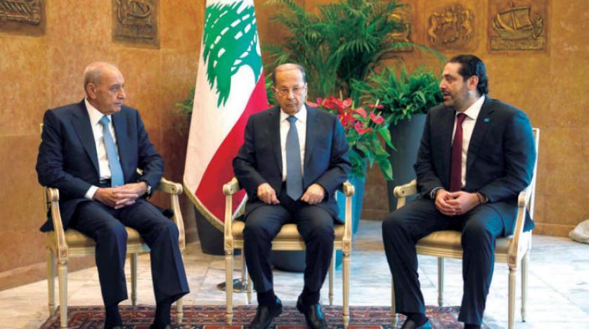 Tillerson'ın ziyareti öncesi Lübnan'da üçlü zirve