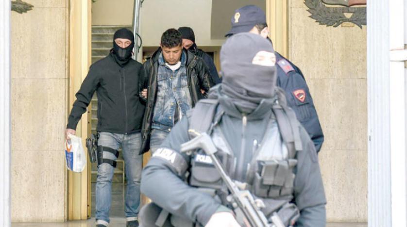 İtalyan polisi, Faslı terör şüphelisini gözaltına aldı
