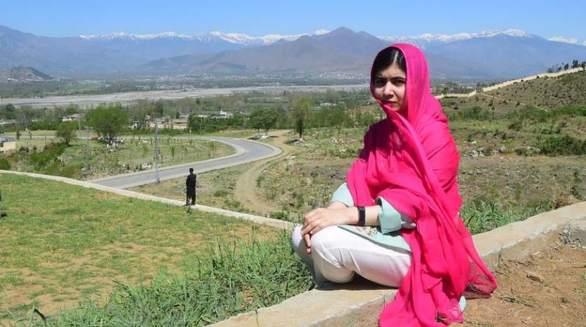 Malala Yusufzay, saldırıya uğradığı memleketi Mingora'yı ziyaret etti