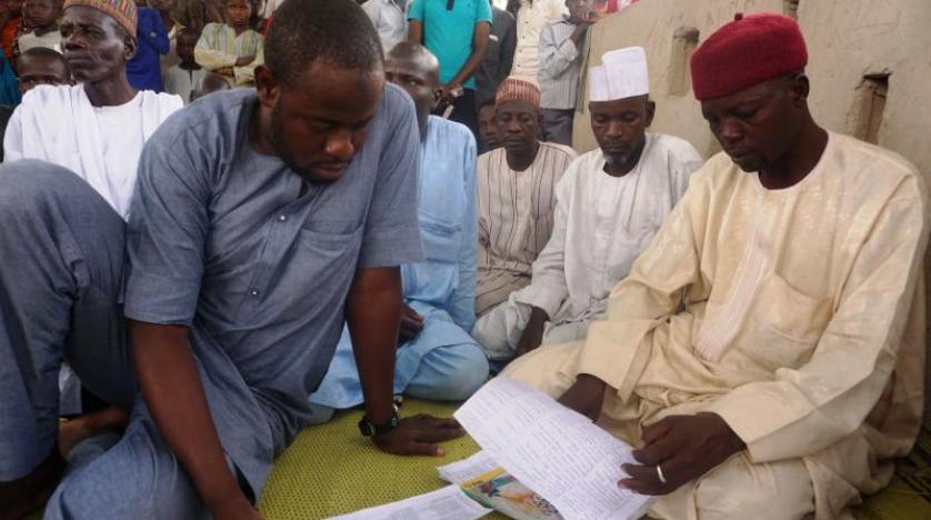 Boko Haram'ın kaçırdığı kız öğrencilerin 91'i kurtarıldı