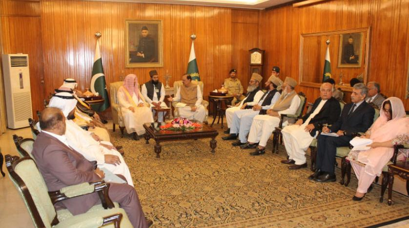 Pakistan Cumhurbaşkanı: Riyad ve İslamabad arasındaki savunma ilişkileri daima sürecek