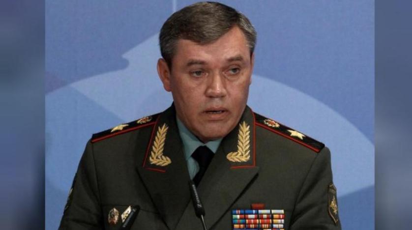 Rusya Genelkurmay Başkanı: ABD'nin Suriye'yi bombalaması halinde karşılık vereceğiz