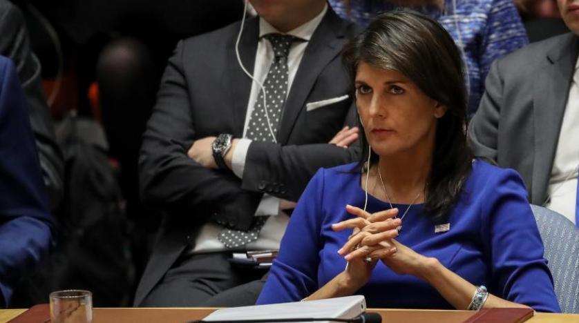Haley: ABD askerleri Suriye'den çekilmeyecek