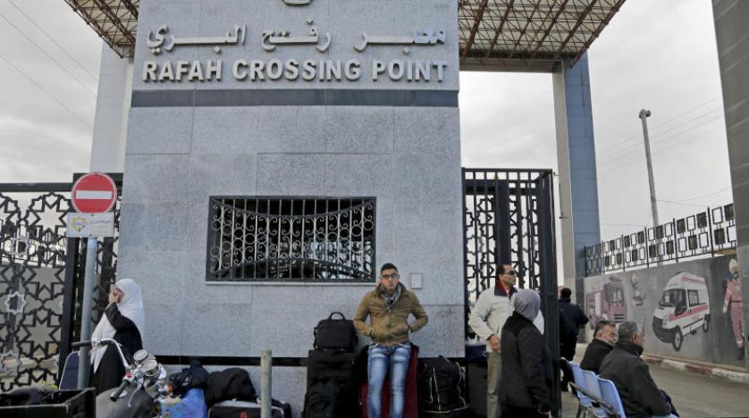 Refah Sınır Kapısı Ramazan boyunca açık olacak