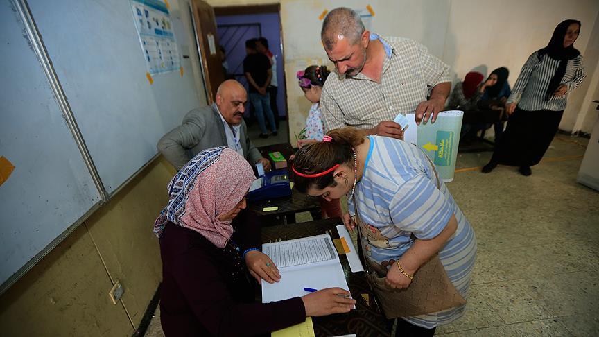IKBY, Kürt oylarının iptalini protesto etti