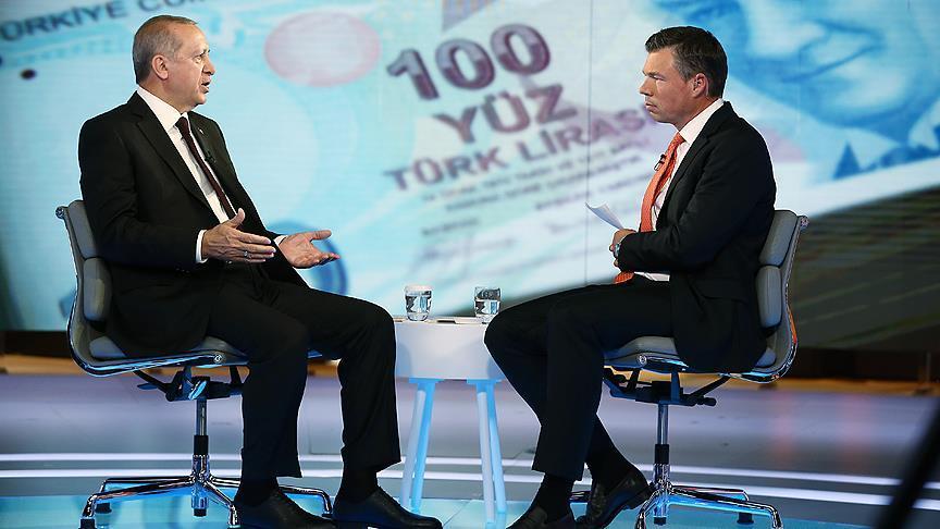 Cumhurbaşkanı Erdoğan: Para politikalarında daha etkili bir rol oynayabileceğiz