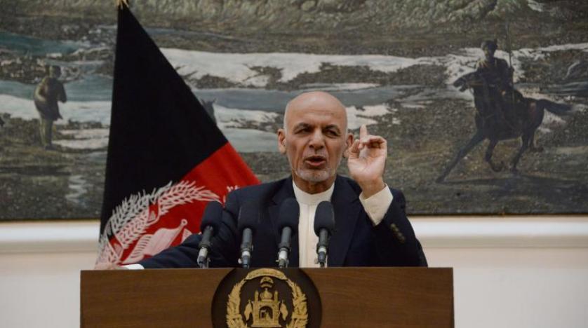 Eşref Gani'den Taliban'a karşı operasyonların devam etmesini emretti