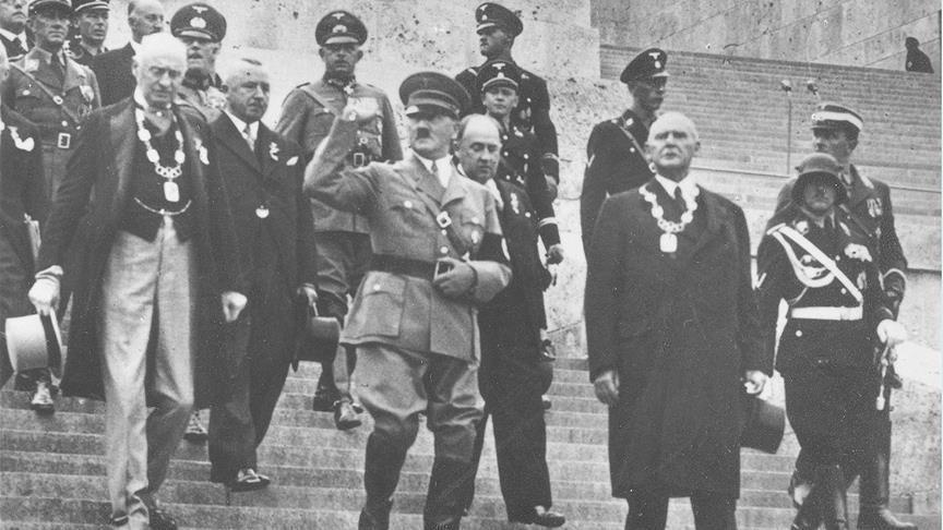 Hitler'in çalışma arkadaşının kızı gizli servis için çalışmış