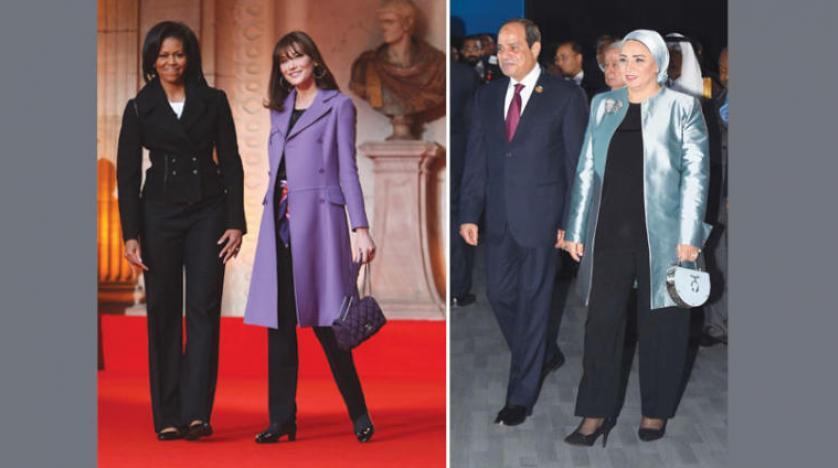 First Lady: Siyaset ve aşk modasıyla tanışın