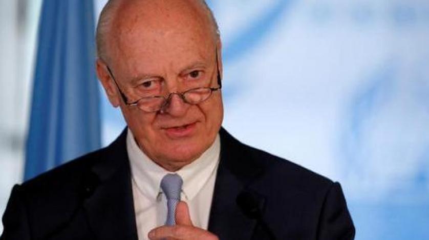 BM Temsilcisi Mistura: İran, Türkiye ve Rusya ile görüşeceğiz