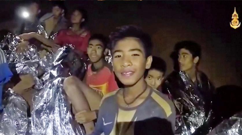 Mağaradaki çocukların peşine düşenler