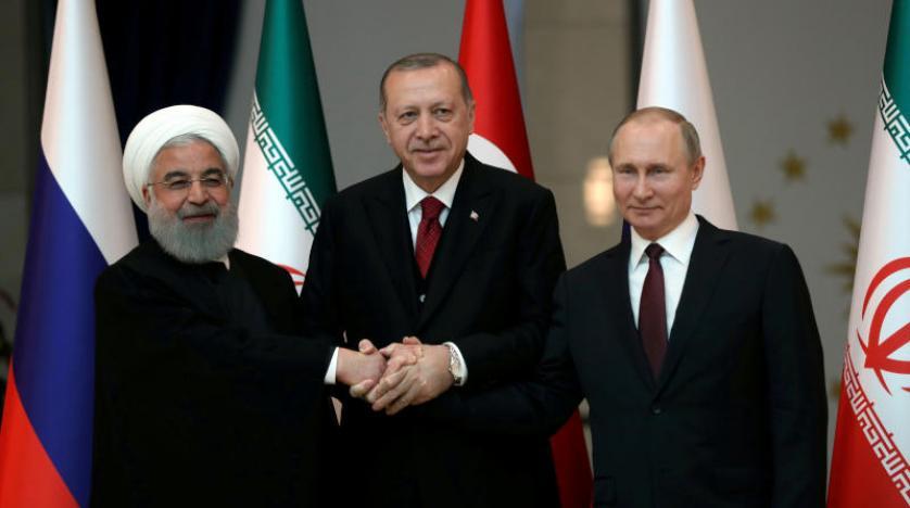 Tahran'daki üçlü zirve önümüzdeki hafta düzenlenecek