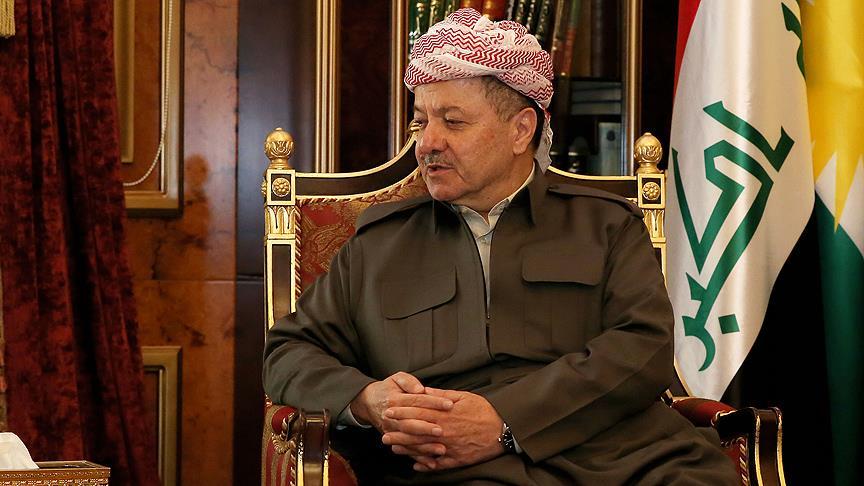 Mesud Barzani IKBY seçimlerinin ertelenmesini istemiyor