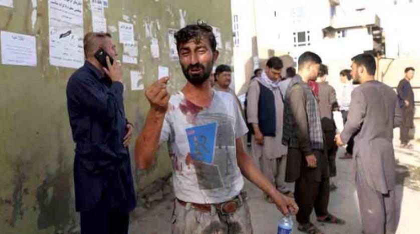 Kabil'de intihar saldırısı: 37 ölü, en az 40 yaralı