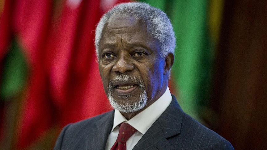 Barışa adanan bir ömür: Kofi Annan