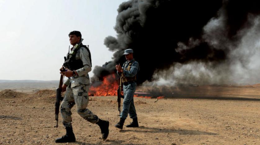 Afganistan: 46 Taliban militanı öldürüldü