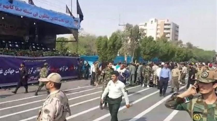 Ahvaz'da Devrim Muhafızları'nı kim öldürdü?