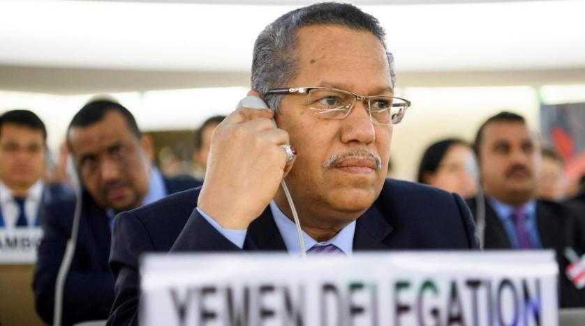 Yemen Başbakanı Dağr'dan Şarku'l Avsat'a: Griffiths doğru olduğu kadar yanlış kararlar da aldı