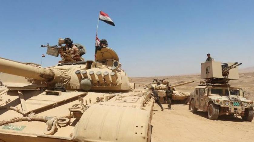 Irak'ta DEAŞ'ı finanse eden şebekeye darbe