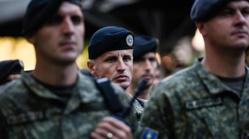 Kosova ordu kurmak için ilk adımı attı