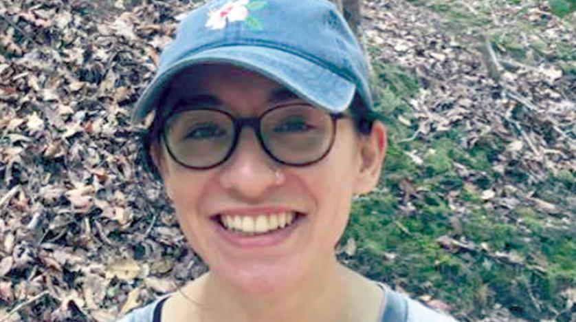 İsrail'de gözaltına alınan Filistin asıllı ABD vatandaşı Lara El Kasım hakim karşısında