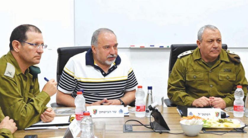 Liberman, Hanin Zuabi'nin Knesset'ten ihraç edilmesi için kampanya başlattı