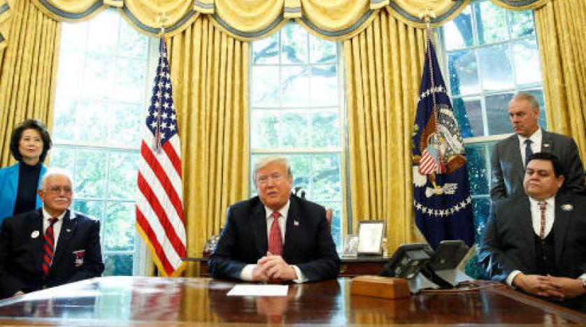 Trump: Teröre karşı savaşta Suudi Arabistan'a ihtiyacımız var