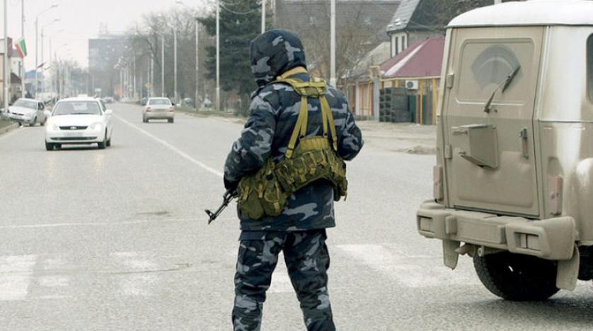 Çeçenistan'da bir intihar saldırganı kendisini patlattı