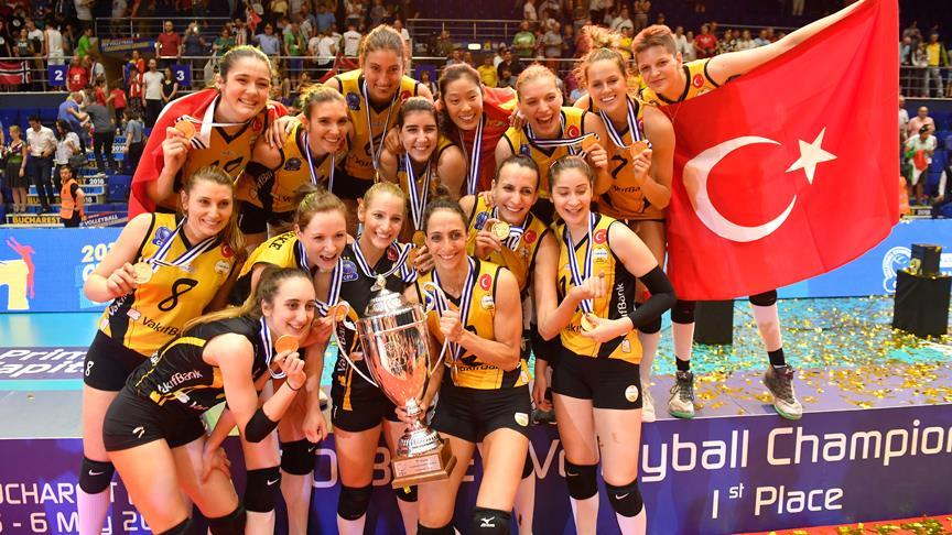 Son şampiyon VakıfBank, Şampiyonlar Ligi'nde sahneye çıkıyor